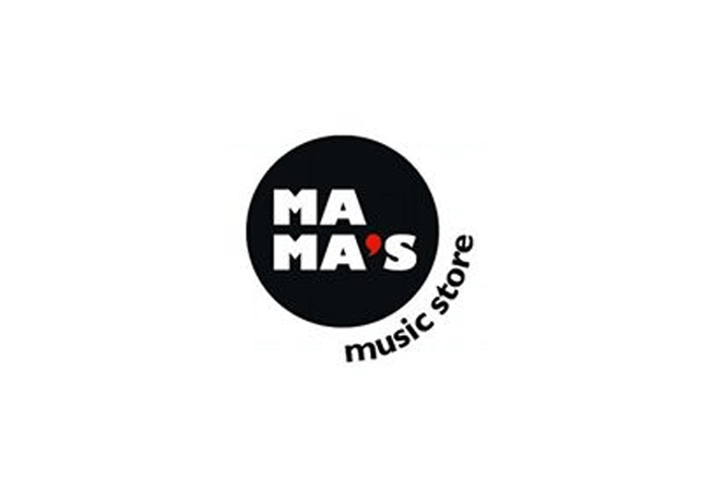 mamas logo mast music